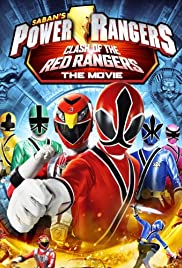 Clash of the Red Rangers Part 2 Poster