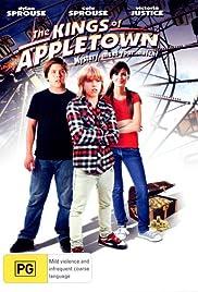 Adventures in Appletown Poster