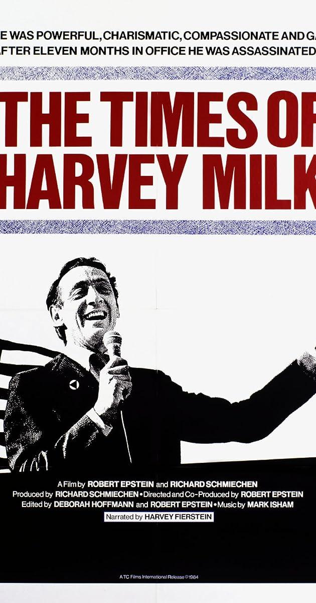 The Times of Harvey Milk • Dir.Robert Epstein