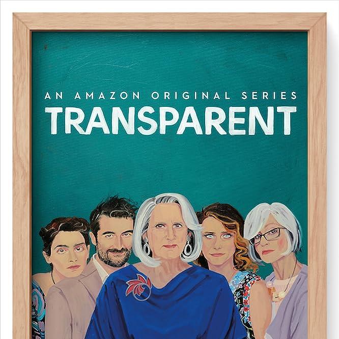 Gaby Hoffmann, Jeffrey Tambor, Jay Duplass, Amy Landecker, and Judith Light in Transparent (2014)