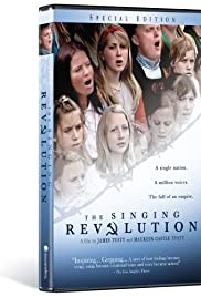 The Singing Revolution (2006) Poster - Movie Forum, Cast, Reviews