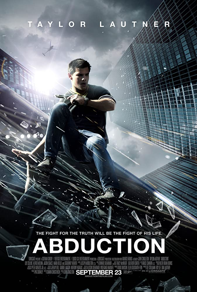 Abduction 2011 Dual Audio 720p BluRay x264 [Hindi – English] 750MB