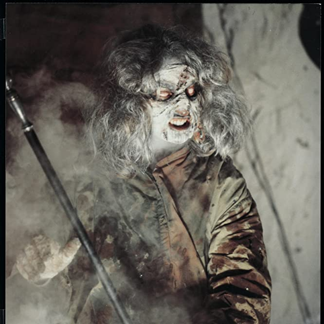 Ellen Sandweiss in The Evil Dead (1981)