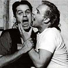 Anthony Hopkins and Jonathan Demme in The Silence of the Lambs (1991)