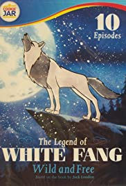 The Legend of White Fang Poster
