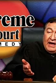 Supreme Court of Comedy Poster