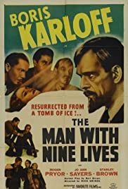 The Man with Nine Lives(1940) Poster - Movie Forum, Cast, Reviews