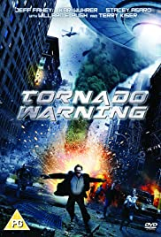 Alien Tornado Poster
