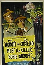 Primary image for Abbott and Costello Meet the Killer, Boris Karloff