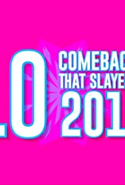 10 Comebacks That Slayed in 2017 Poster