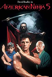 American Ninja 5 Poster