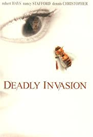 Deadly Invasion: The Killer Bee Nightmare Poster