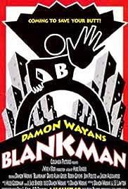 Blankman Poster