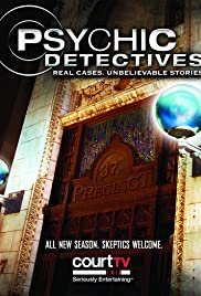 Psychic Detectives Poster