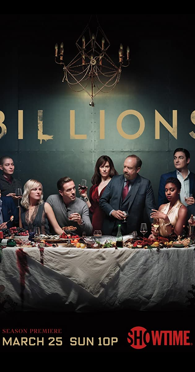 Milijardai (2 sezonas) / Billions (season 2) (2017) online