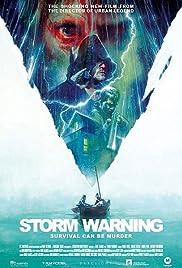Storm Warning Poster