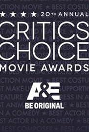 20th Annual Critics' Choice Movie Awards Poster