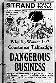 Dangerous Business Poster