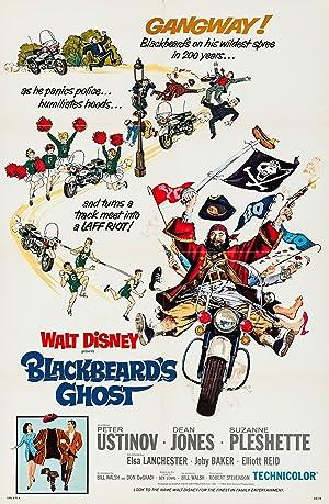 Blackbeard's Ghost poster