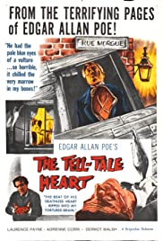 The Tell-Tale Heart(1960) Poster - Movie Forum, Cast, Reviews