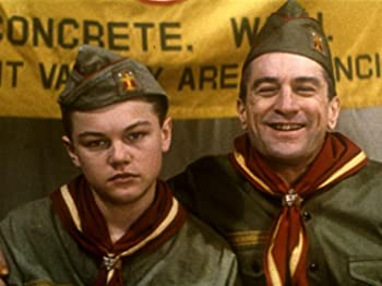 Robert De Niro and Leonardo DiCaprio in This Boy's Life (1993)