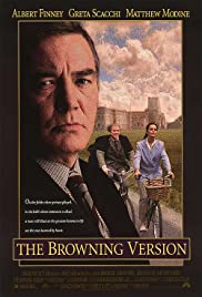 The Browning Version Poster