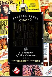 Lights, Camera, Action!: A Century of the Cinema Poster
