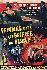 Frauen in Teufels Hand Poster