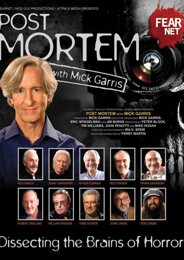 post mortem with mick garris tv series 2009 imdb. Black Bedroom Furniture Sets. Home Design Ideas