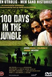 100 Days in the Jungle Poster