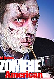 Zombie-American Poster