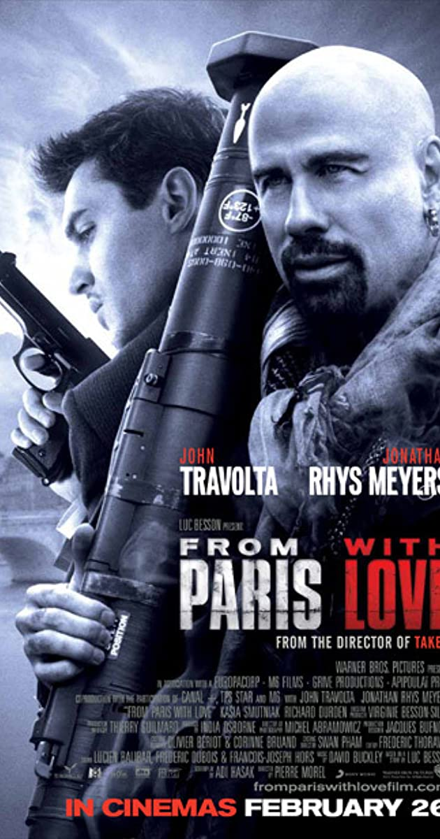 From Paris with Love (2010) - IMDb