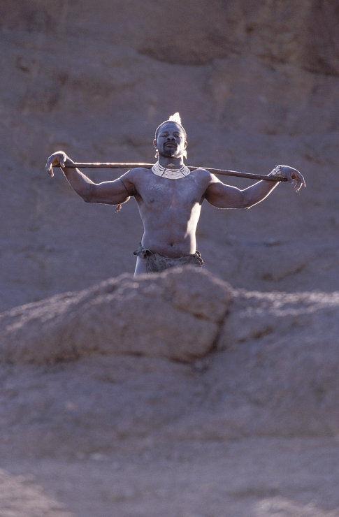 Четыре пера Фотогалерея кадры из фильма Джимон Хонсу, (id 93564 большой раземер)...