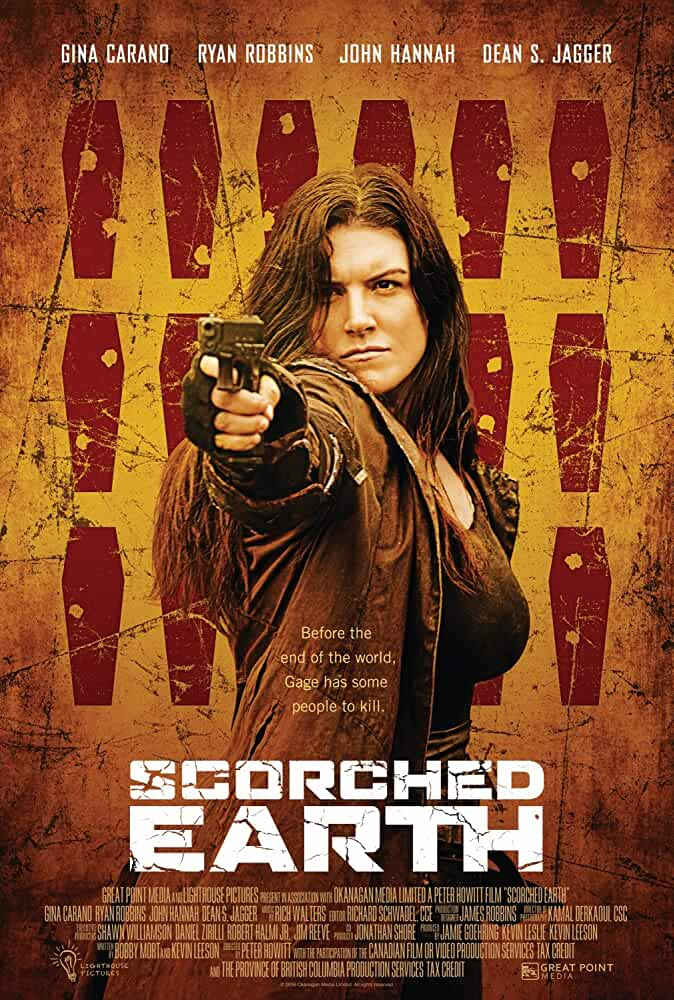 Scorched Earth (2018) Eng 720p Bluray Movie Online Download