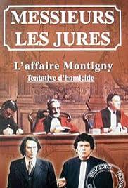 Messieurs les jurés Poster