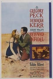 Beloved Infidel Poster