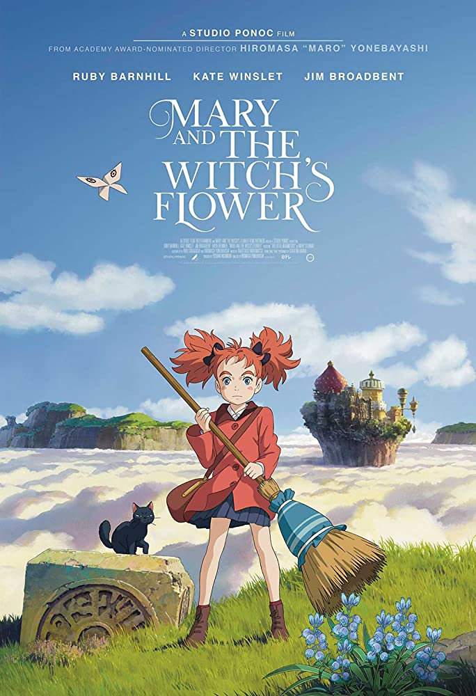 Download Mary and the Witch's Flower (Meari to majo no hana)