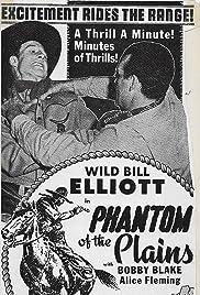 Phantom of the Plains Poster
