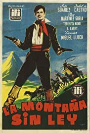 Lawless Mountain Poster