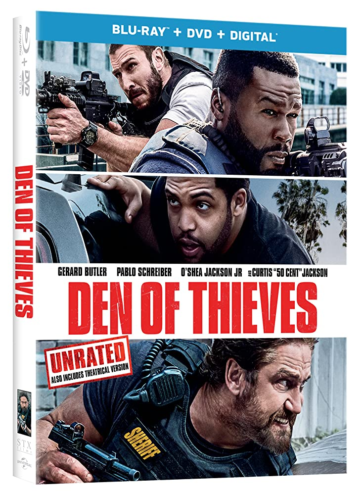 Den of Thieves 2018 Latest Movie