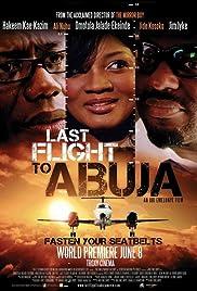 Last Flight to Abuja Poster