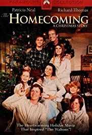 The Homecoming: A Christmas Story Poster