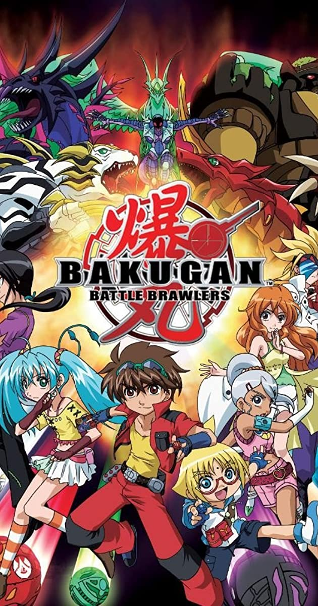 Bakugan battle brawlers tv series 20072010 imdb voltagebd Gallery