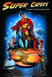Super Capers: The Origins of Ed and the Missing Bullion Poster