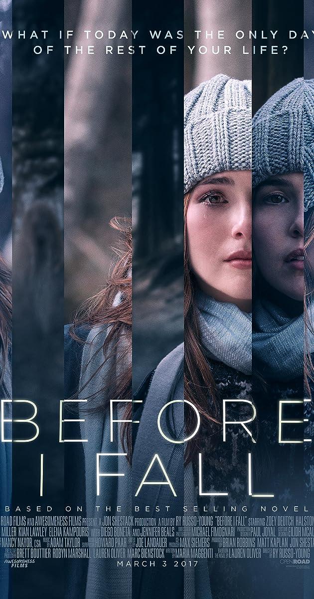 Prieš man mirštant / Before I Fall (2017)