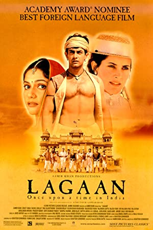 Lagaan: Once Upon a Time in India Poster