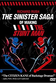 The Sinister Saga of Making 'The Stunt Man' Poster