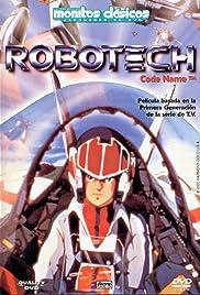 Codename: Robotech Poster