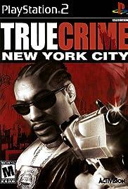 True Crime: New York City Poster
