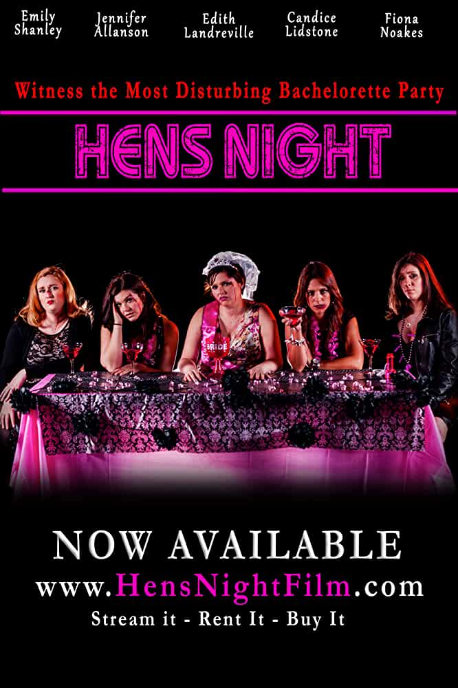 18+ Hens Night 2018 UNCENSORED Movies HDRip 700MB